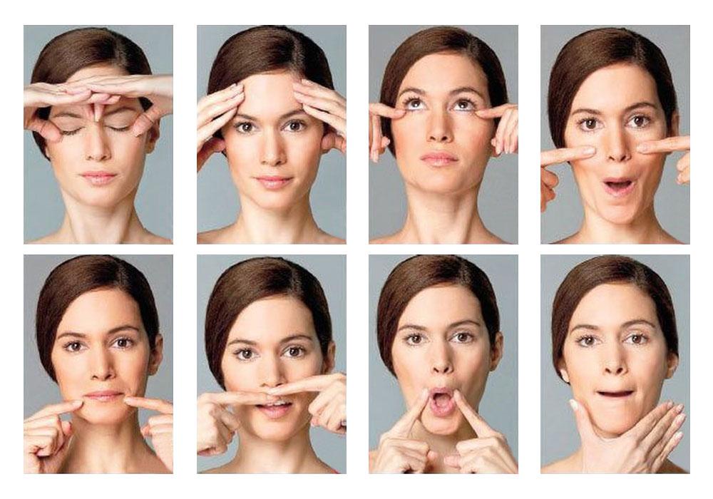 Ginnastica facciale: il metodo più semplice ed efficace per contrastare i segni del tempo